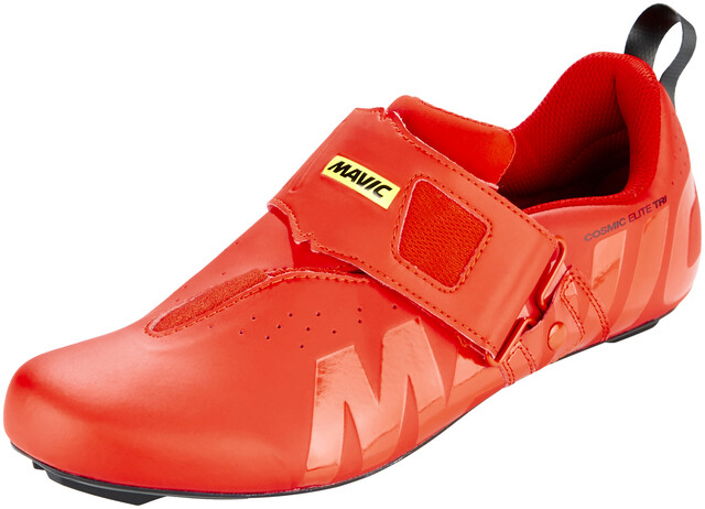 Mavic Cosmic Elite Tri Chaussures, fiery redblack